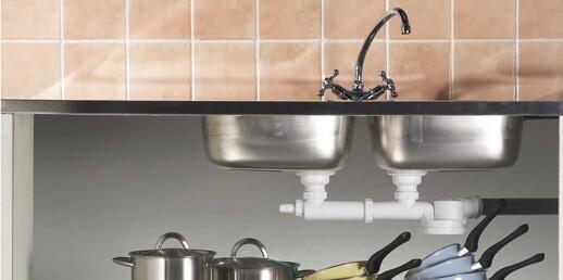 Allaccio cucine e lavelli