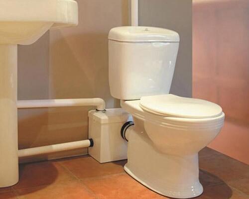 Assistenza trituratori WC
