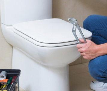 Cassette scarico wc, idraulico affidabile per riparazioni