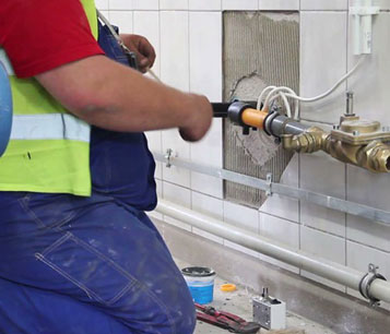 Sostituzione impianti idraulici Milano