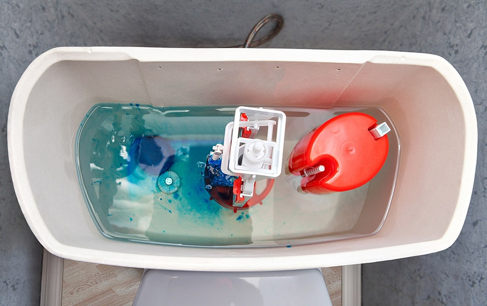 Come sostituire il galleggiante della cassetta wc