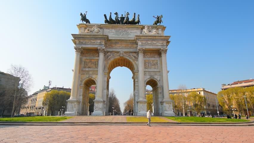 Idraulico Milano Arco della Pace