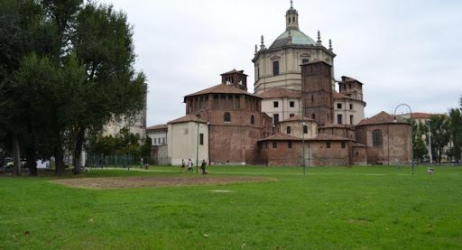 Idraulico Milano Parco Basiliche